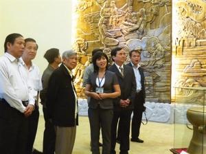 Le musée de l'histoire de Dà Nang est l'une des destinations touristiques de la ville éponyme