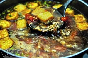 Fondue de crabes de rizières