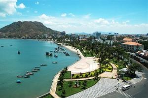 Le port de Bên Dâm sur Côn Dao