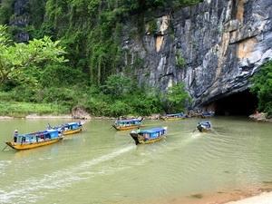 Le parc national de Phong Nha-Ke Bang