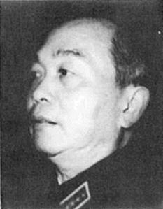 Le général Vo Nguyen Giap.