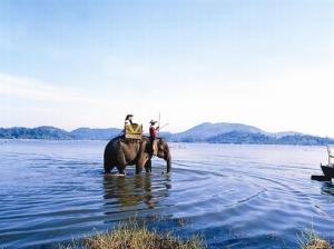 Lak, le 2e plus grand lac du Vietnam.