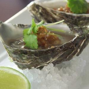 Huîtres à la vietnamienne