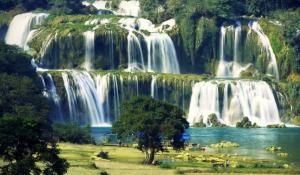 cascade Ban Gioc