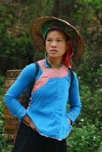 l'ethnie Giáy
