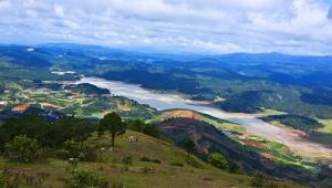 mont Lang Biang