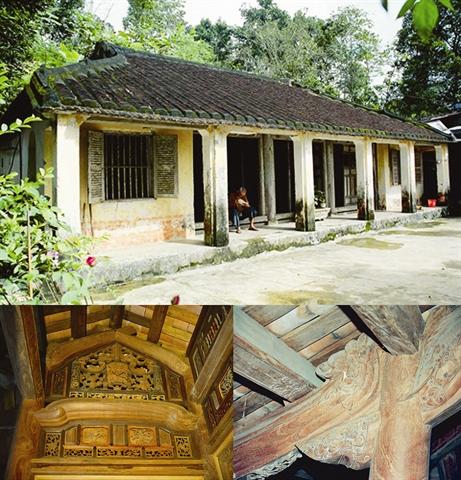 Quang nam une maison s culaire en jaquier voyage - La maison de la place saignon ...