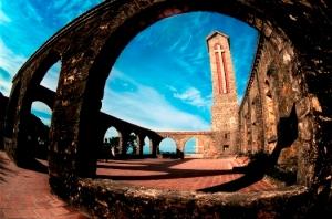 L'ancienne-cathedrale-francaise-de-Tam-Dao