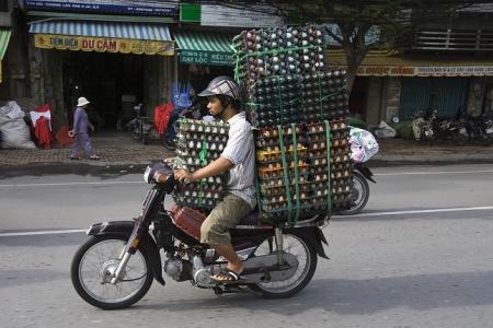 Moto-Vietnamienne