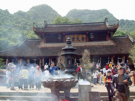 pagode-huong