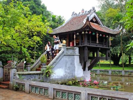 pagode-mot-cot