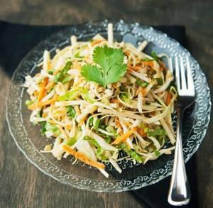 Salade-de-pousses-de-bambou-au-porc