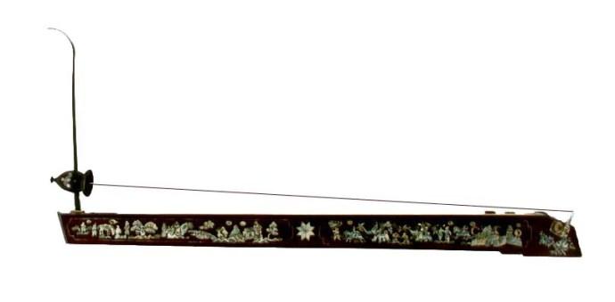 PIC- Le dàn bâu a joué une place importante dans la musique nationale dans les années 1990.