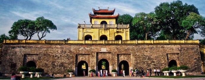 Cité impériale Thang Long ha noi