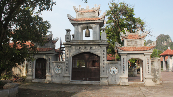 pagode nhat tru ninh binh