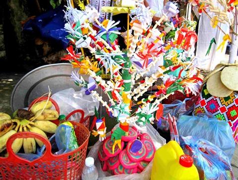 rites funeraires les tay vietnam 2