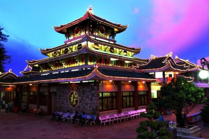 temple deesse xu