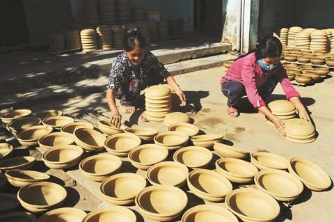 village de la ceramique thanh ha 2