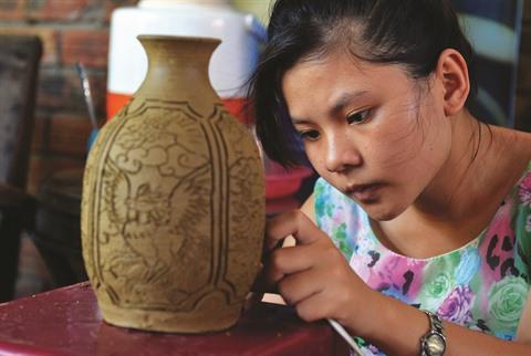village de la ceramique thanh ha 4