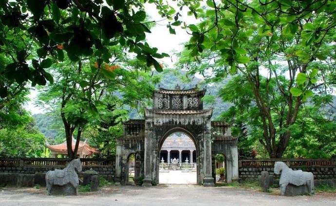 temple thai vi