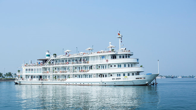 croisiere a halong