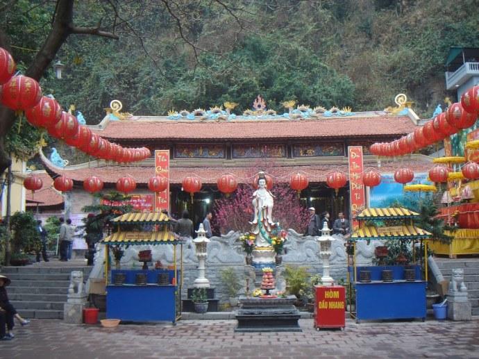 pagode long tien