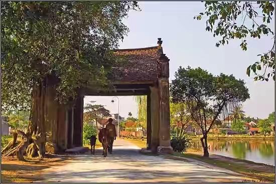 ancien village duong lam