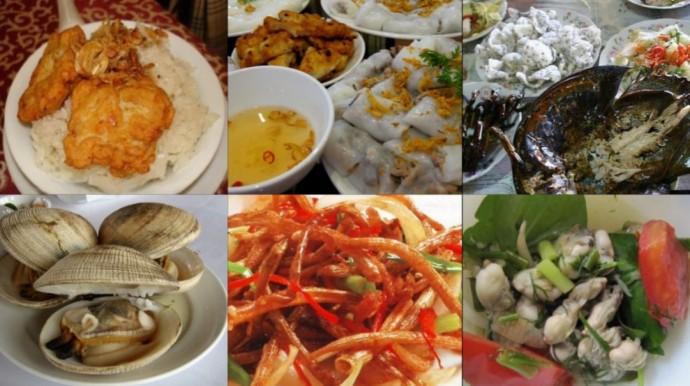 spécialités de Quang Ninh